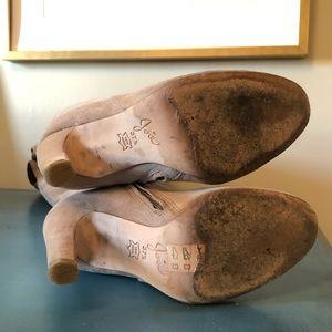 Joie Shoes - Joie Bentlee over-the-knee boots